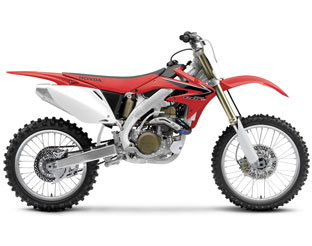 CRF450R_Red